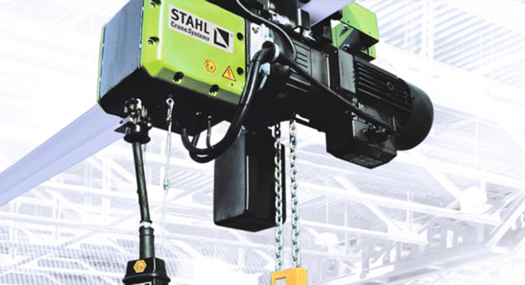 2 ton electric chain hoist canada